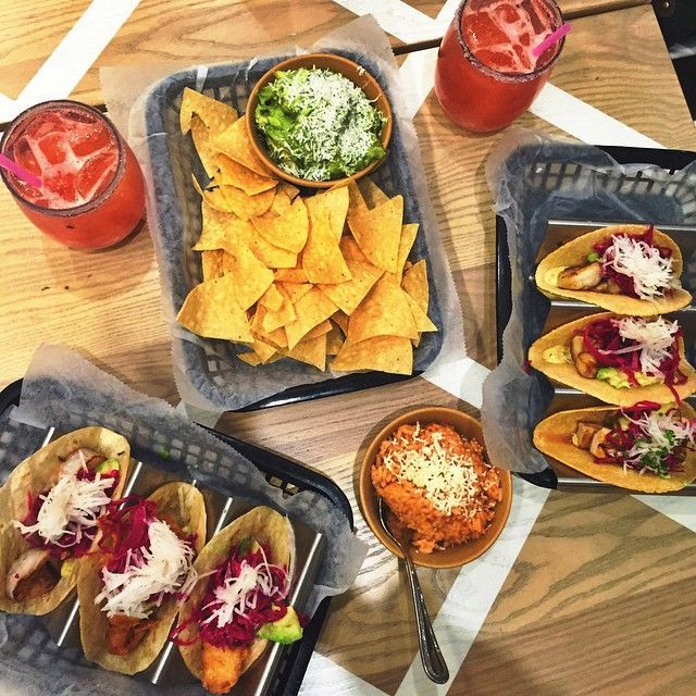10 Places To Find Awesome Tacos In Philly This Winter (Photo by uwishunu on Instagram) #VisitPhilly #VisitTheUSA #travel