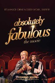 Absolutely Fabulous: The Movie (2016) Poster