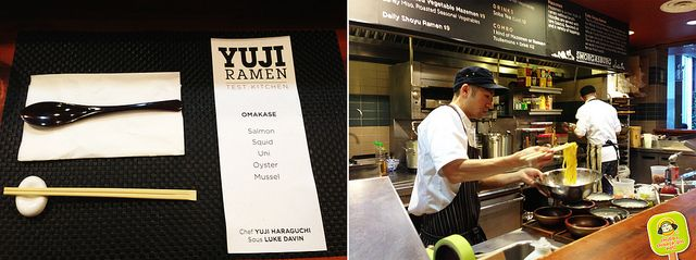 YUJI RAMEN - smorgasburg to whole foods bowery - chef and sous chef by www.chubbychinesegirleats.com, via Flickr