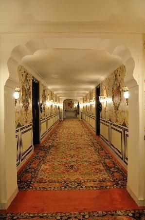 Rambagh palace - Taj Hotels