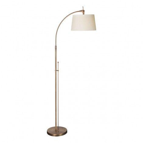 Nostalux Staande Lamp Staande Lampen Gramineus Vloerlamp 7218BR