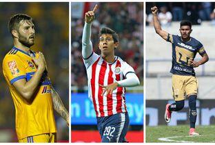 Tigres Chivas y Pumas en el top 50 de Conmebol - Milenio.com