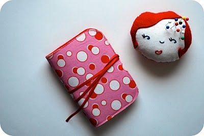 Adorable sewing accessories