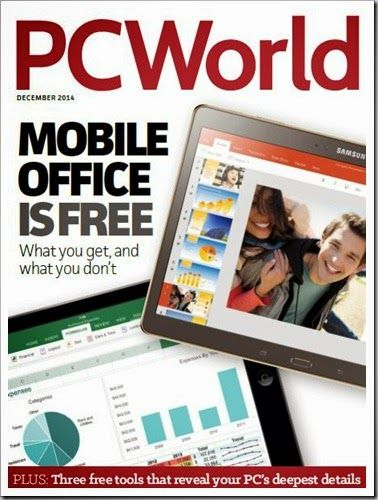 PC World - December 2014  USA