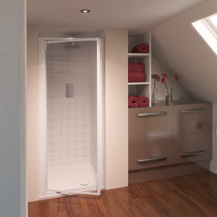 1000+ Ideas About Attic Shower On Pinterest
