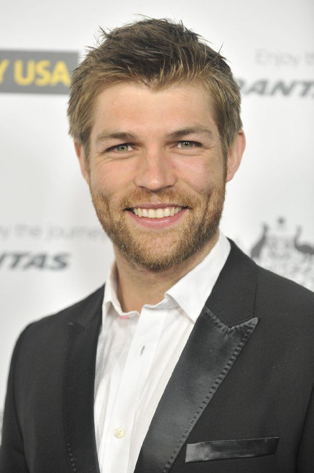 Liam McIntyre - Pictures, Photos & Images - IMD goegeos