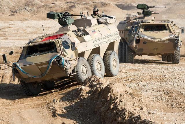"""Rheinmetall mejorará la supervivencia de los vehículos blindados """"Fuchs/Fox"""" del Bundeswehr -noticia defensa.com"""