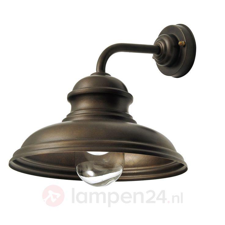 Rustieke buitenwandlamp VALENTINA veilig & makkelijk online bestellen op lampen24.nl