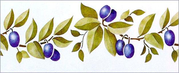 Morning Glory Vine Stencils : Best vine leaf flower stencils images on pinterest