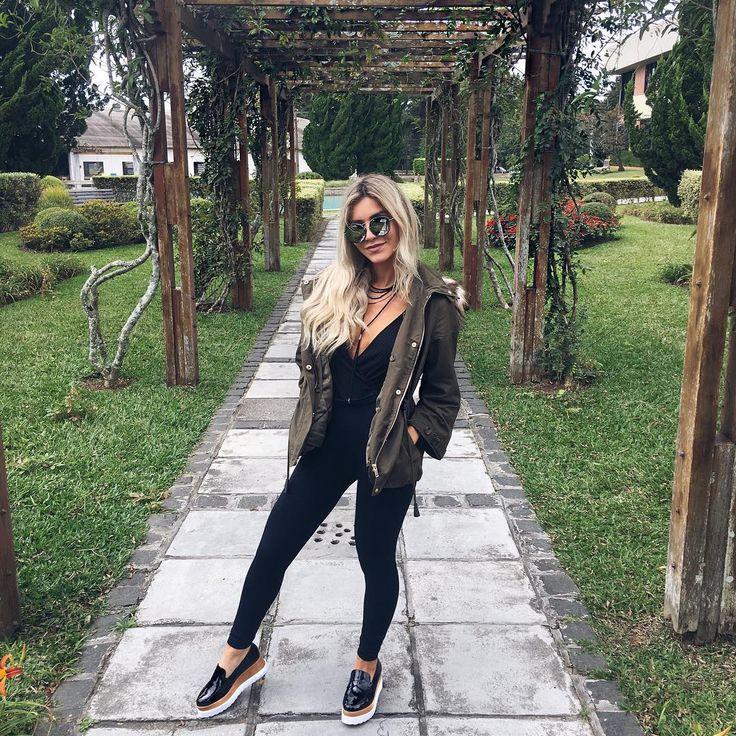 """11.5k Likes, 126 Comments - Jessica Belcost (@jessicabelcost) on Instagram: """"Mais uma semana começando e o #TodoDiaLook segue!! Hoje com body: @riachuelo   cinto: @gucci…"""""""