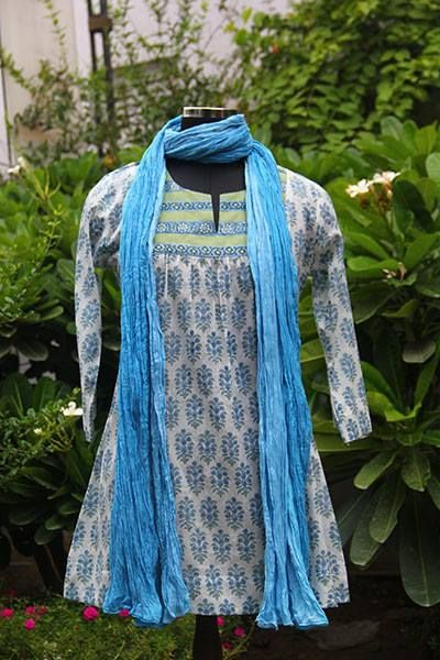 Casual Kurta #Kilol #Cotton #FloralPrints