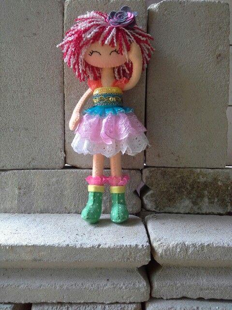Felt doll 7