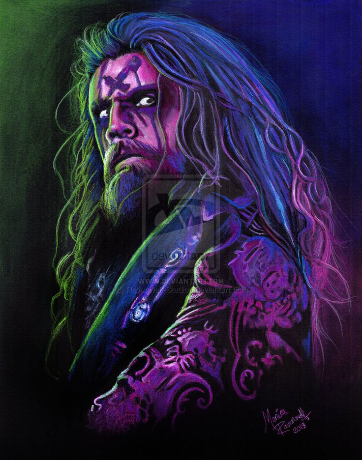 Rob Zombie by *Ravenwolf-Studios