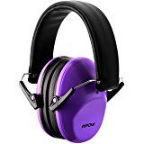 Casque Anti-Bruit Mpow 29 db Kids Ear Muff MPHPO46AV - Violet