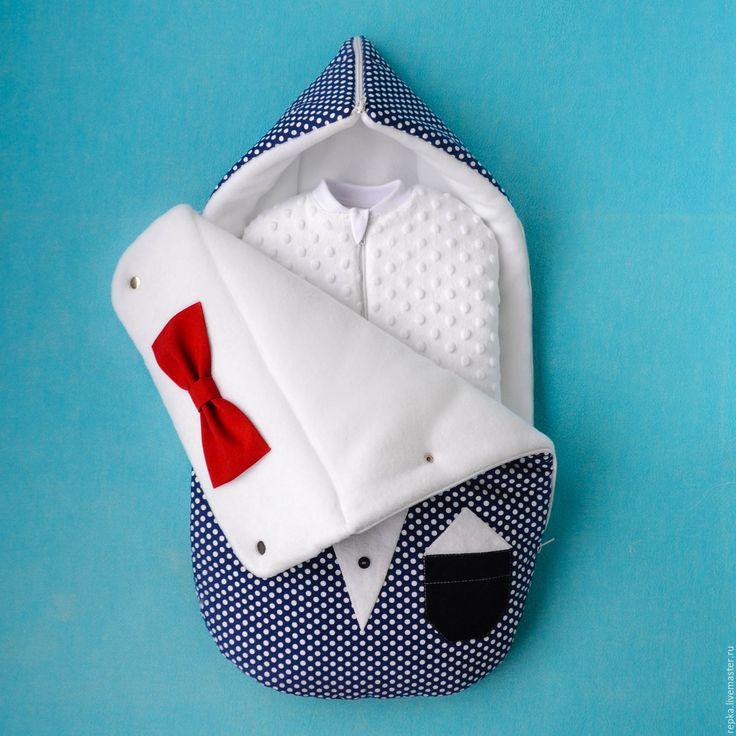 Купить или заказать Утепленный кокон для малыша. в интернет-магазине на Ярмарке Мастеров. Утепленный кокон идеально подходит для конвертов, что видно по фото. И не менее идеально для одеял. Так же может использоваться как самостоятельное изделие. А что самое главное, он уже прошел испытание на малышах. С ним конвертик или одеяло становятся еще теплее. Верх кокона выполнен из флиса (плюша), изнутри 100% хлопок, а между этими слоями утеплитель!!!