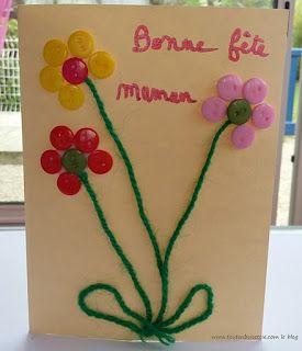 Toutenboisetcie: Une petite carte pour la fête des mères