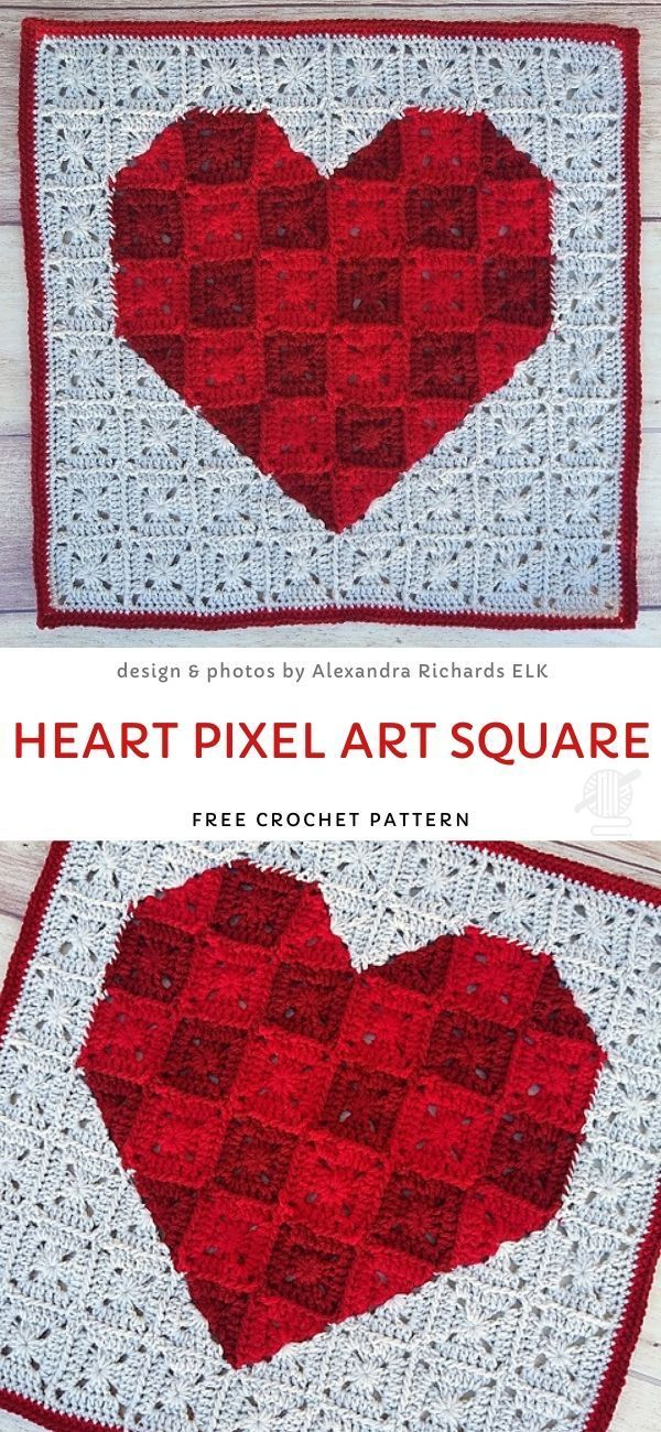 The Best Crochet Ideas For Valentine S Day In 2020 Crochet Crochet Patterns Free Crochet Pattern