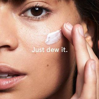 Skin first. Makeup second. Smile always. Introducing Glossier, beauty products…