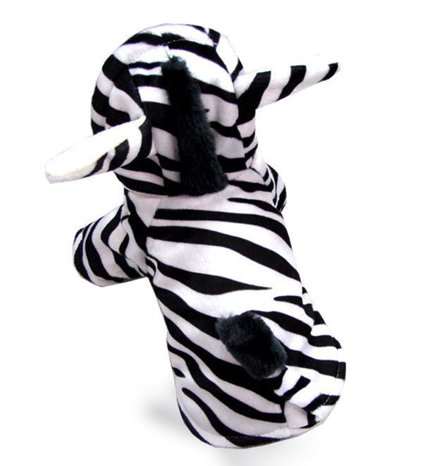 Whte black ZEBRA Costume Striped Hooded Coat Jacket small dog Clothes XS~XL in Pet Supplies, Dog Supplies, Clothing & Shoes | eBay
