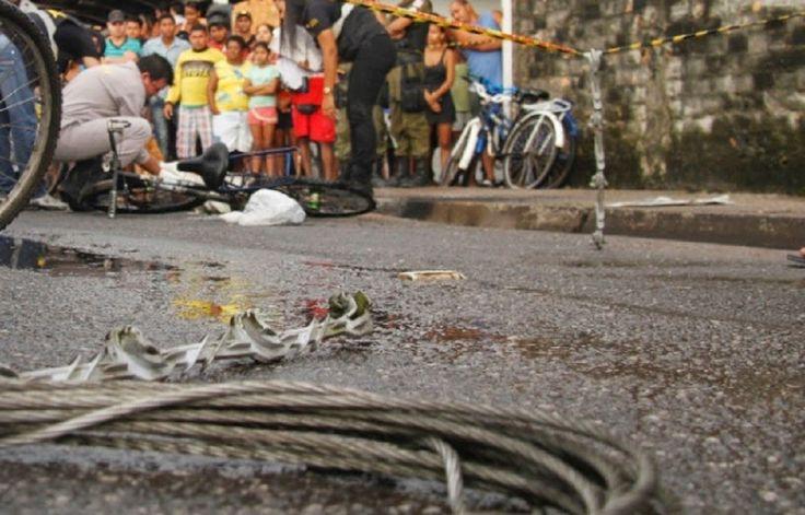 JORNAL O RESUMO - NOTÍCIA RÁPIDA - JORNAL O RESUMO: Homem é atingido por fio de alta tensão e morre