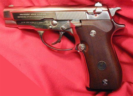 Browning BDA 380 (Belgium)