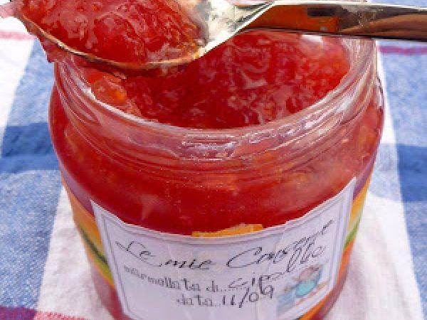 Marmellata di cipolle rosse, arancia e zenzero, Ricetta da Mammaiana - Petitchef