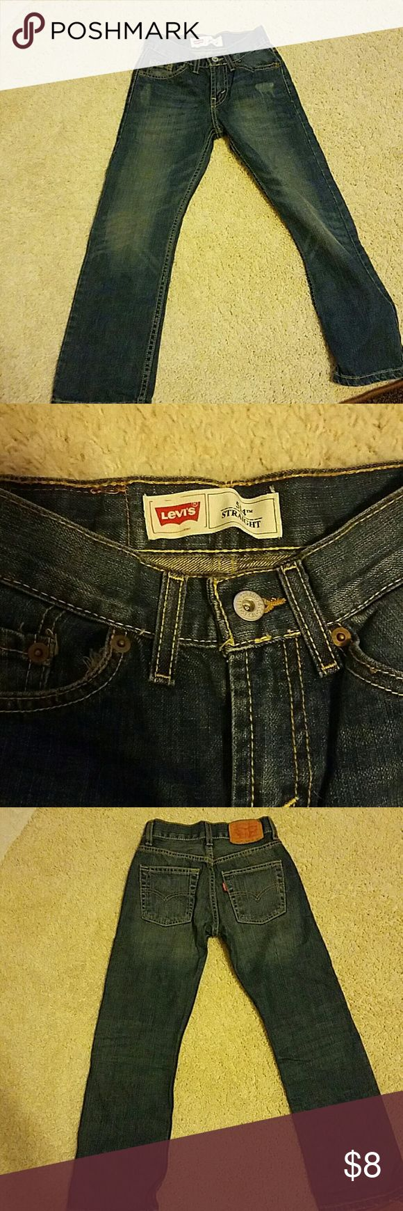 Boys Levis 514 straight Boys Levis 514 Straight loose fit Levi's Jeans Flare & Wide Leg