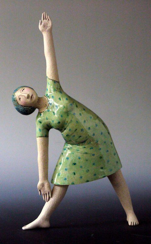 1000 Images About Ceramic Women And Men Vrouwen En