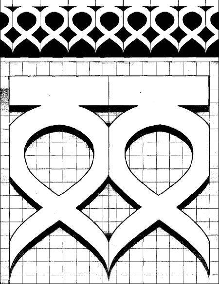 орнаменты прорезной домовой резьбы