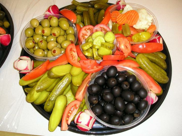1000+ Images About Relish Trays On Pinterest