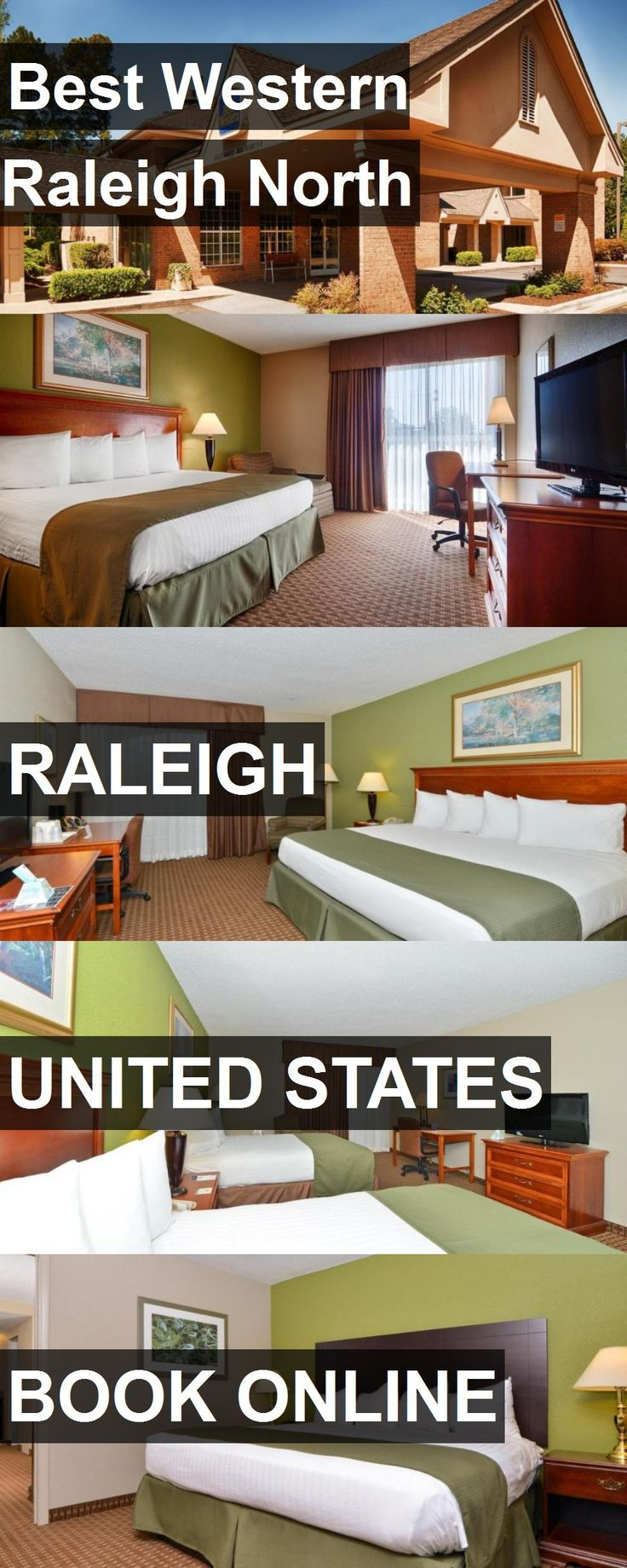 Hotel Best Western Raleigh North in Raleigh, United States. For more information, photos, reviews and best prices please follow the link. #UnitedStates #Raleigh #BestWesternRaleighNorth #hotel #travel #vacation