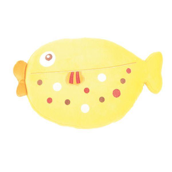 Poduszka FLAT rybka #pillow #fish #kids #dream #gift #prezent #dziecko  http://www.mojebambino.pl/poduszki-i-przytulanki/6857-poduszka-flat-rybka.html