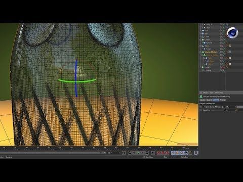 Learn how you can easily slim down the polygons used in a