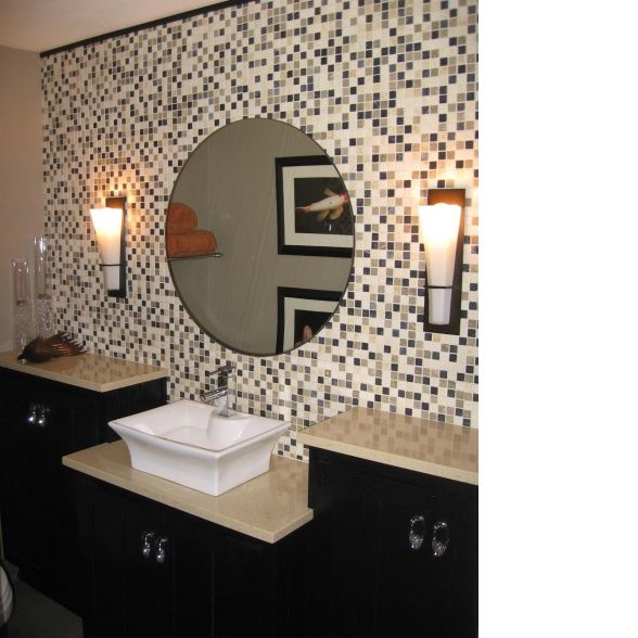 17 Best Images About Bathroom Remodel Ideas On Pinterest Hard Water Window And Tile Mirror