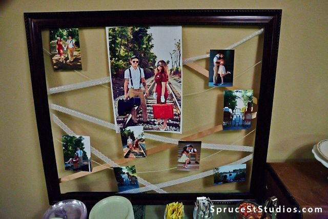 Danielle Smith & Jon Spitz :: Wedding Ceremony & Reception
