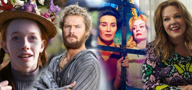 Liste des nouvelles séries débutant en mars 2017