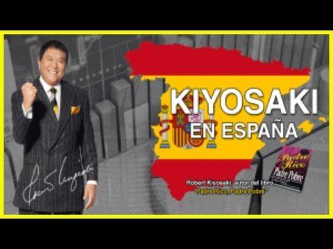 """http://youtu.be/iH1u_8IMF4g ROBERT KIYOSAKI EN ESPAÑAESTE 17 18 y 19 DE FEBRERO DE 2017 Aquí:  http://ift.tt/2iWVhgm  Para más información ingresa. POR PRIMERA VEZ en España el afamado autor del libro """"Padre Rico Padre Pobre"""" Robert Kiyosaki ofrecerá: una Conferencia para Emprendedores el viernes 17 de febrero de 2017 y un Exclusivo Entrenamiento de 2 días para Empresarios el fin de semana del 18 y 19 de febrero. USTED ESTÁ INVITADO/A   Una copia genuina del libro """"Padre Rico Padre Pobre""""…"""