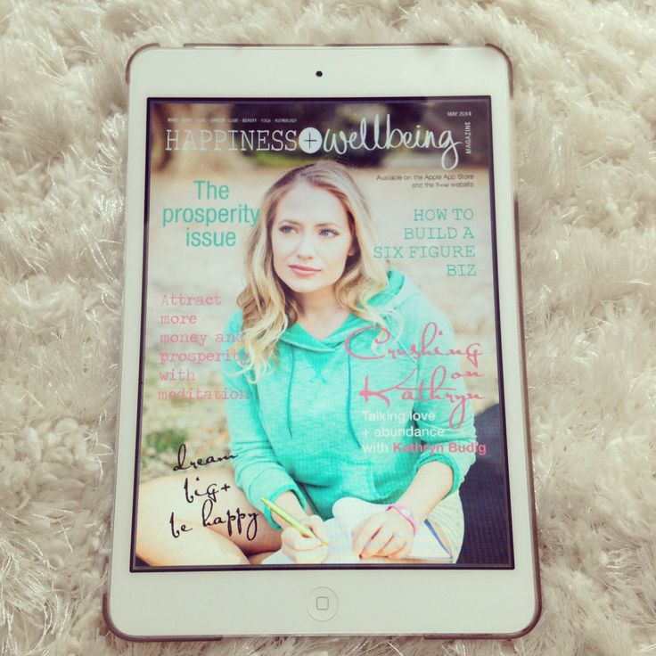 The May issue is now live on the Apple App Store and the H+W store! And babes, this issue is absolutely freaking awesome. We chat to the wonderful @Kathryn Budig and share guidance and advice to help you grow your wealth, attract more abundance and boost your prosperity. Sound fab? Head on over to www.hwmag.happyplanetapps.com (the Apple App Store link is there too) and download the issue for just $2.99 x