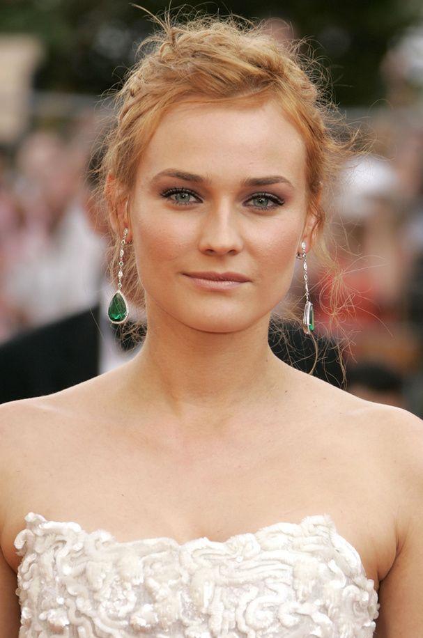 De jolis yeux verts...#Diane Kruger