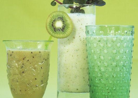 Kiwiwi smoothie