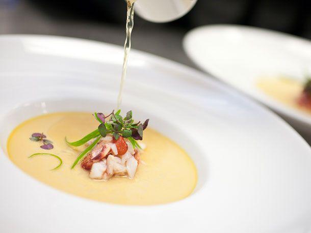 Sepia restaurant in Chicago screams romance