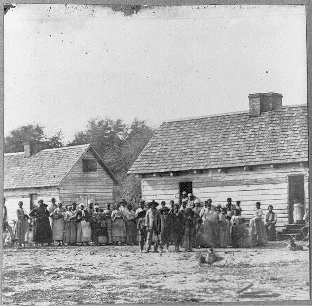 begining of slavery in virginia African americans at jamestown first documented slave for being a collection of all laws of virginia, from the first session of the legislature in the.