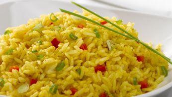 Arroz al Curry con Verduras (mi receta)