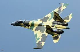 Sukhoi Su-35 - Russian Air Force