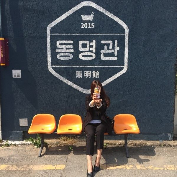 04/10 Gwangju 광주의 일요일, 여름인 줄 알았다. 하늘은 여전히 뿌옜지만 햇살은 뜨거웠다. 게하에서 퇴...