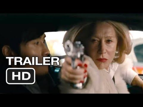 Red 2 Official Trailer #2 (2013) - Bruce Willis, Helen Mirren Movie - Funny! R.etired E.xtremely D.angerous
