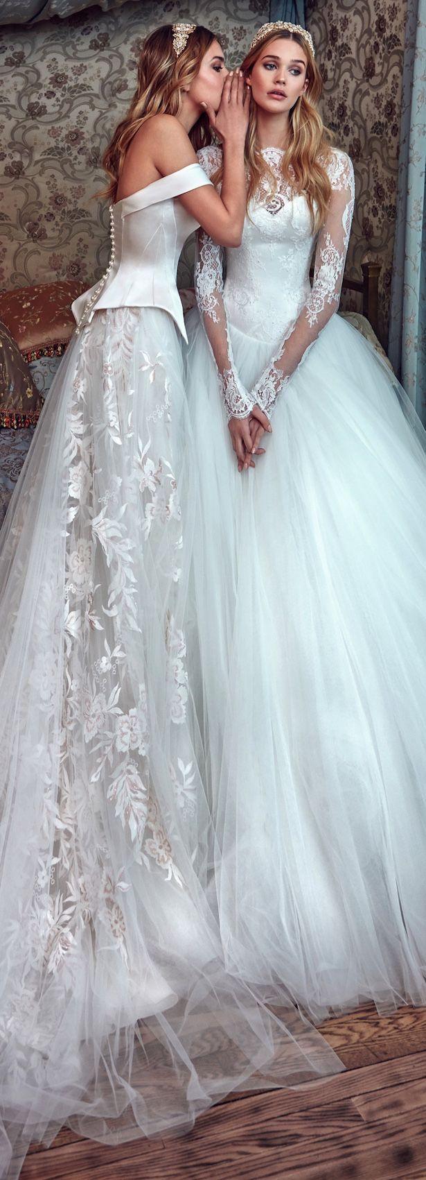 Galia Lahav Spring 2017 Collection - Le Secret Royal