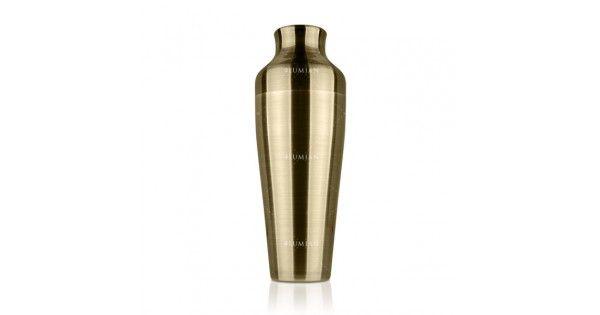 Shaker Parisienne Chrono 550 ml Chrono bronzo.Shaker Parisienne composto da 2 pezzi in acciaio inox 18/10.La qualità dell'acciaio, e le sue linee lo rendono un dei dei prodotti più amati dai Bartender.Indicato per Hotel, Speakeasy e Pub.