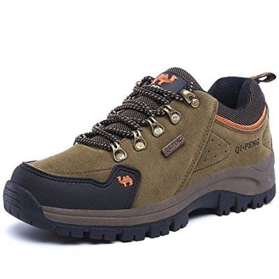 DANCHEL SPORT Rubber Outsole WP Hiking Shoes for Men, US Size 8