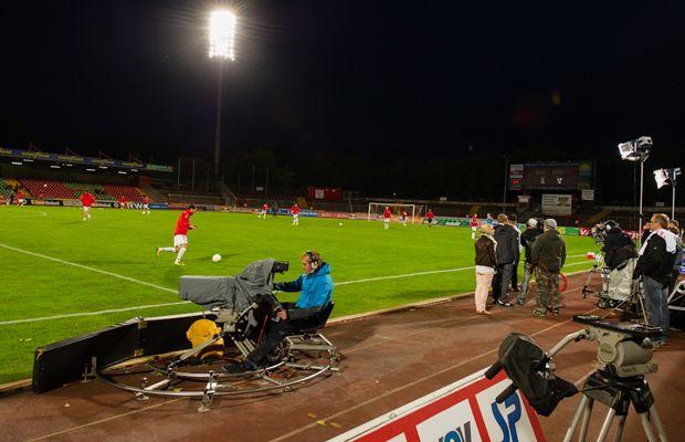 Fortuna gegen Lotte Live auf Sport1